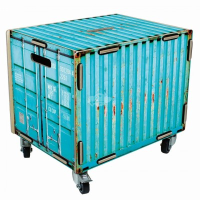 "Werkhaus ""Rollbox - Container türkis"" (rb6002)"
