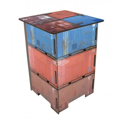 "Photohocker ""Container"""