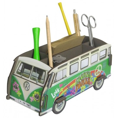 "Werkhaus Stiftebox ""VW Hippie"" (we2007)"