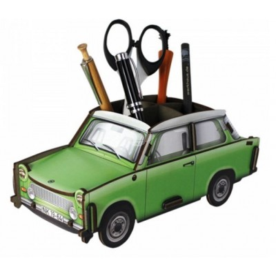 "Stiftebox ""Trabant - Cliffgrün"""
