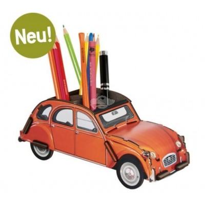 "Stiftebox ""2CV Ente - Orange"""