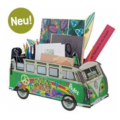 "Werkhaus Office Organizer ""VW T1"" - Hippie"
