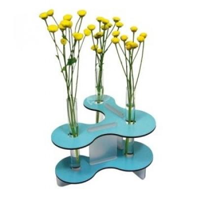 """Vase """"Vasili"""" - blau"""