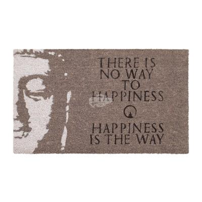 """Fußmatte ''Happiness"""""""